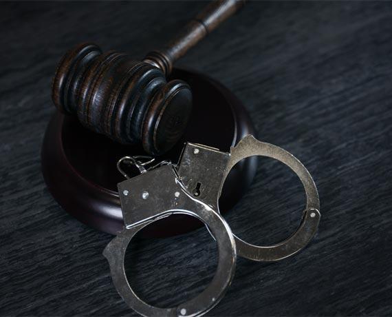criminal defense concept